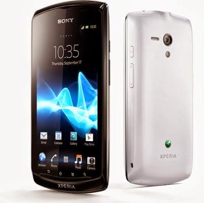 Spesifikasi Dan Harga Sony Xperia Neo L MT25i Terbaru 2014