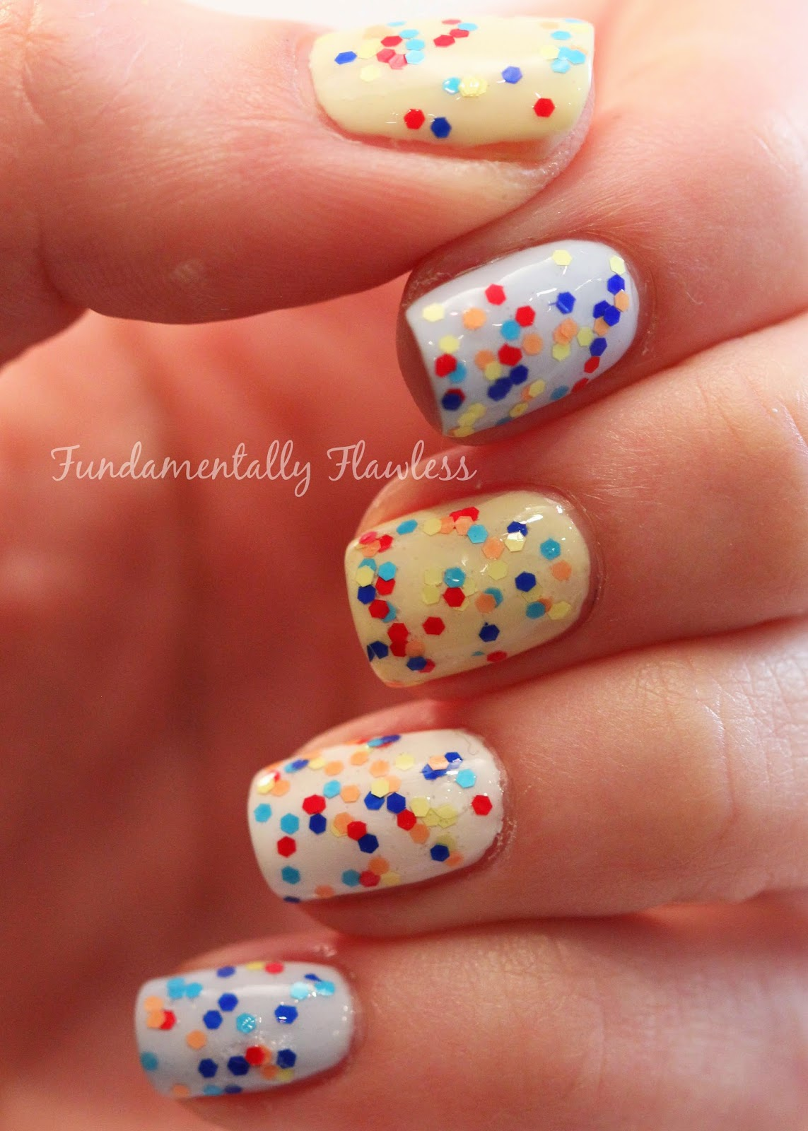 Models Own Microdots Swatch Glossy