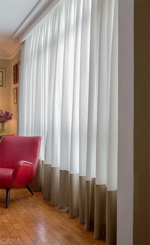 Detalhes do c u cortinas para bloquear a luz trazer for Barras de cortinas