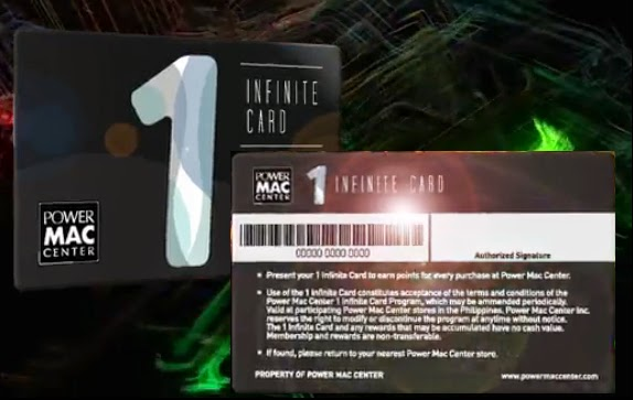 Power Mac Center 1 Infinite Card