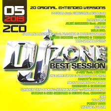 Capa do álbum Dj Zone – Best Session 05/2013