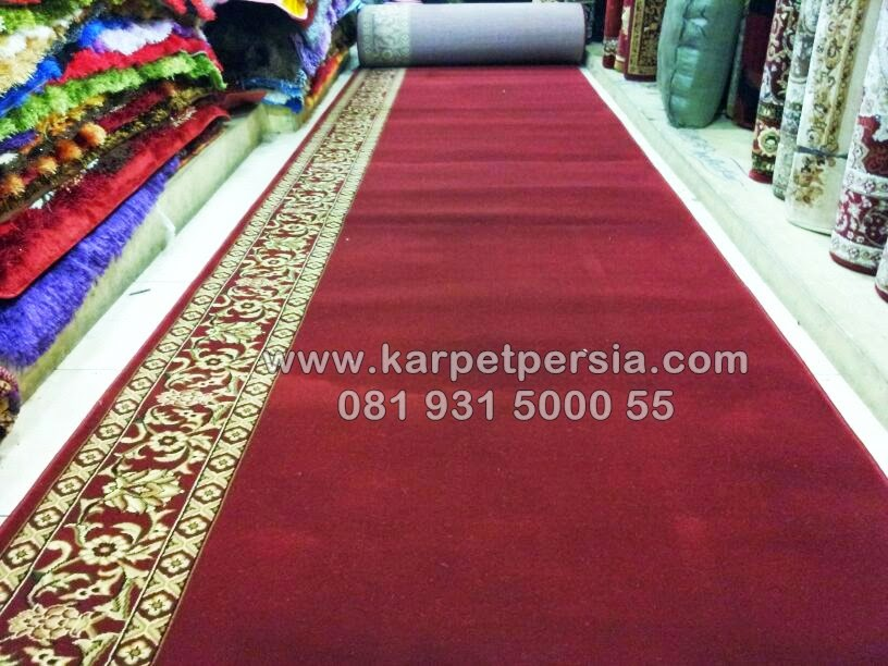 karpet sajadah masjid banjarmasin