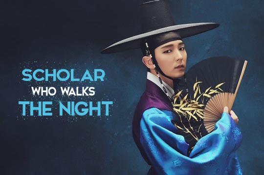 Sinopsis Scholar Who Walks The Night Episode 1-20 (Tamat)