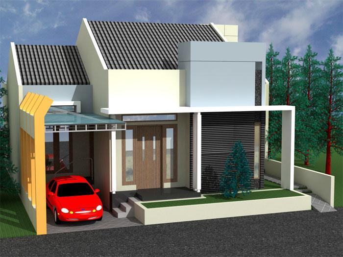 ... rumah minimalis dan kusen yang terpasang. Rumah minimalis bukan