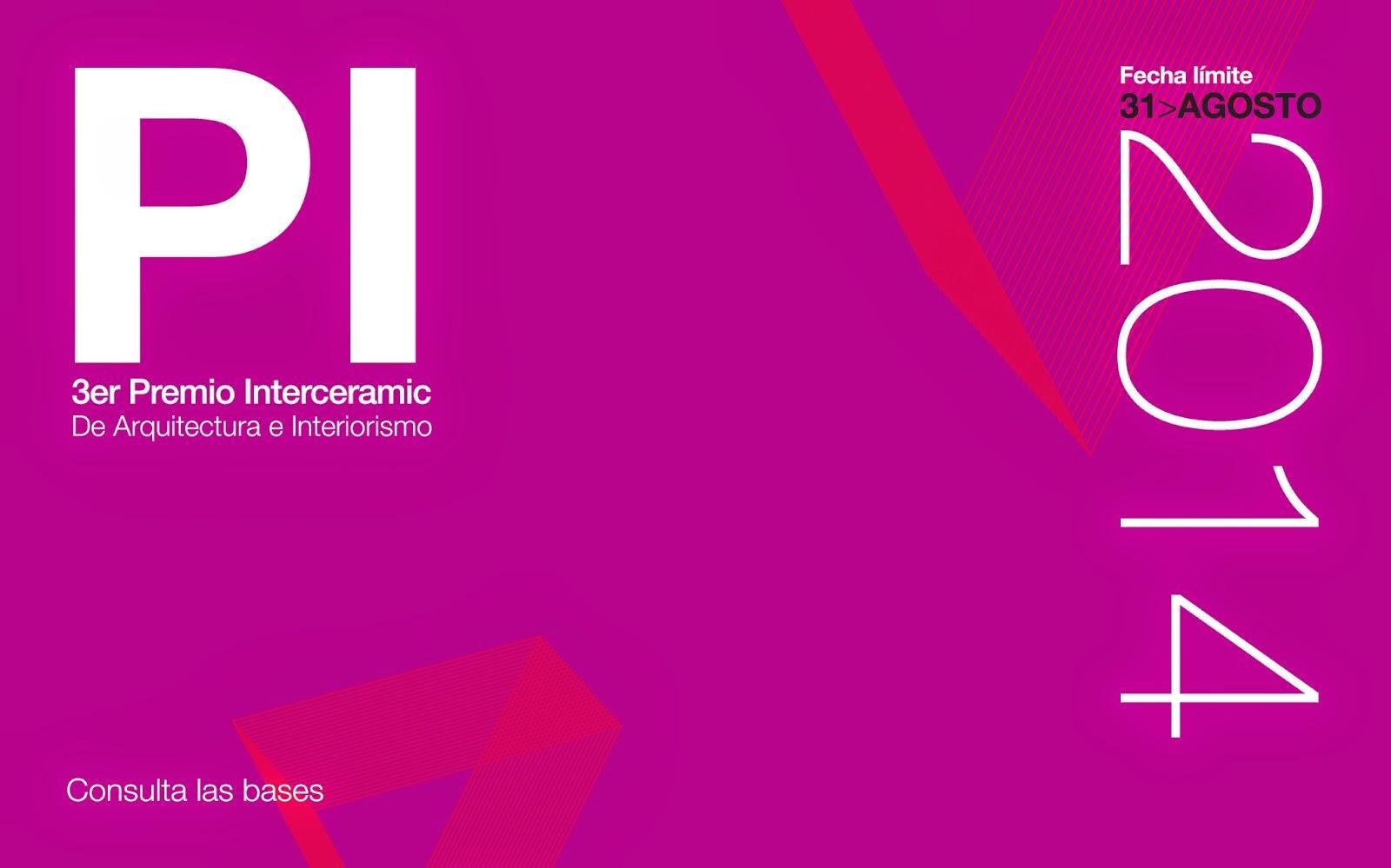 3ER PREMIO INTERCERAMIC 2014