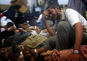 مذبحة رابعة: أكبر عملية قتل جماعى للمتظاهرين فى التاريخ الحديث – تقرير