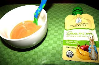 baby food, organic, fruit snacks