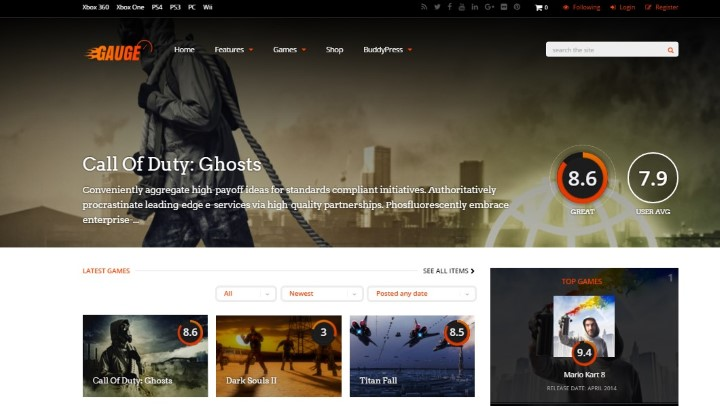 Best WordPress Gaming Themes For Gamers & Gaming Bloggers ...