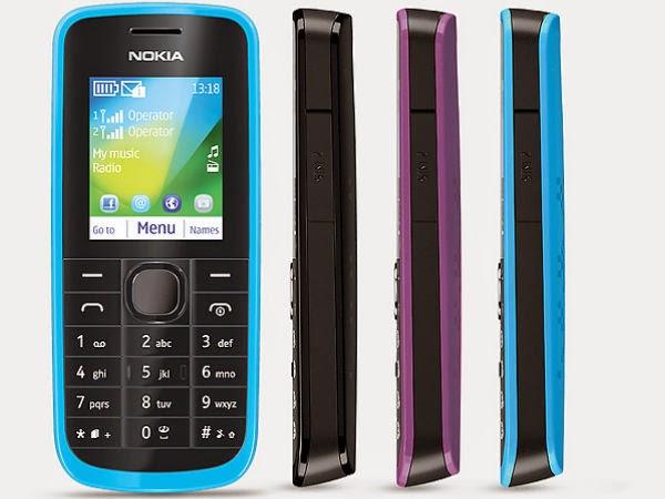 Nokia 114 RM-827 Flash Files