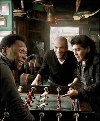 Zidane-Maradona-pele