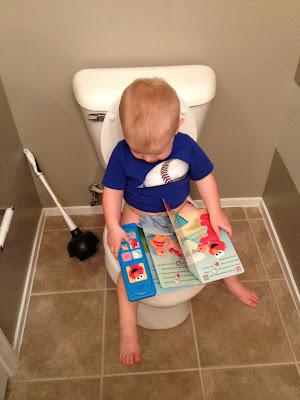 Right age to potty train a boy