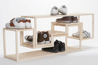 Home And Decoration Tips: How To Design a Shoe Rack