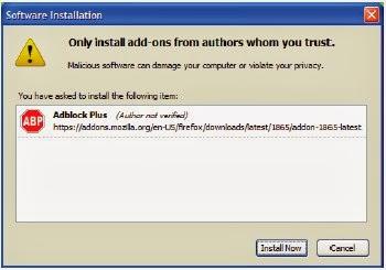 Cara Memblokir Iklan Di Browser