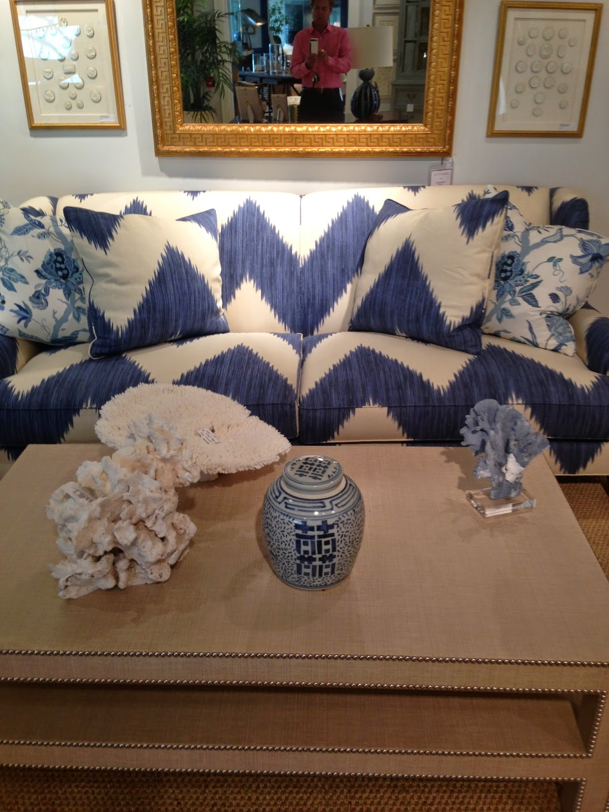 Aerin Lauder At MP Interiors