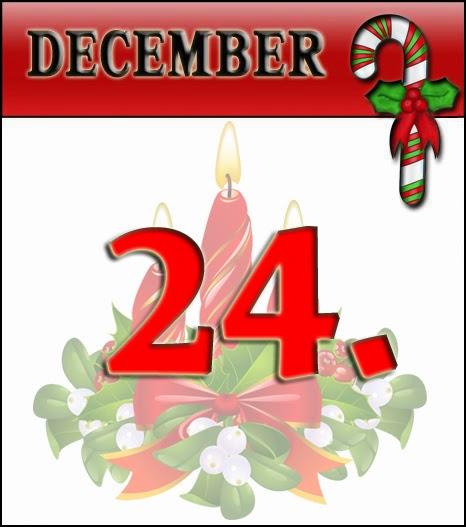 Adventný kalendár - 24. december - Vianočný look + prianie