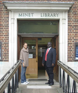 Minet Library in Vassall
