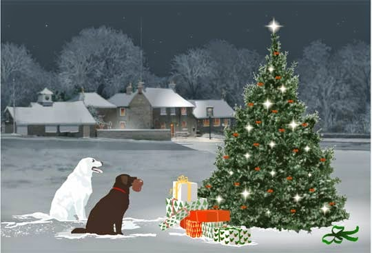 poem the animated christmas card by pga
