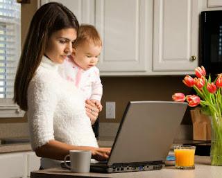 Usaha Sampingan Ibu Rumah Tangga
