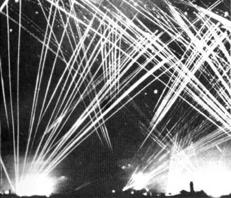 La noche en que a los porteños los bombardearon con harina