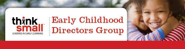 Early Childhood Director's Group