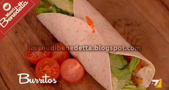Burritos di Benedetta Parodi