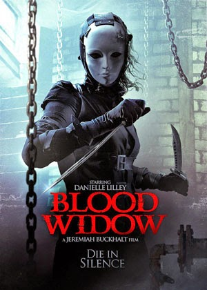 Blood Widow 2014 poster