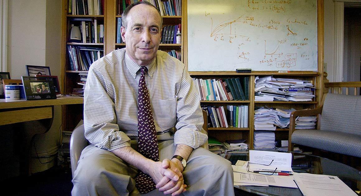 Dr Laurence Kotlikoff