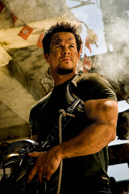 Picture of Mark Wahlberg from Transformers Age of Extinction
