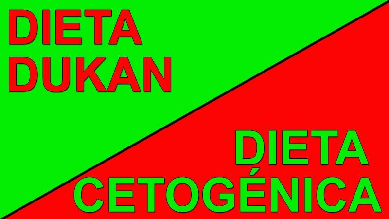 dieta dukan vs. dieta cetogenica