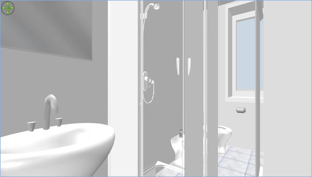 Il bagno casa milano garibaldi - Finestra nella doccia ...