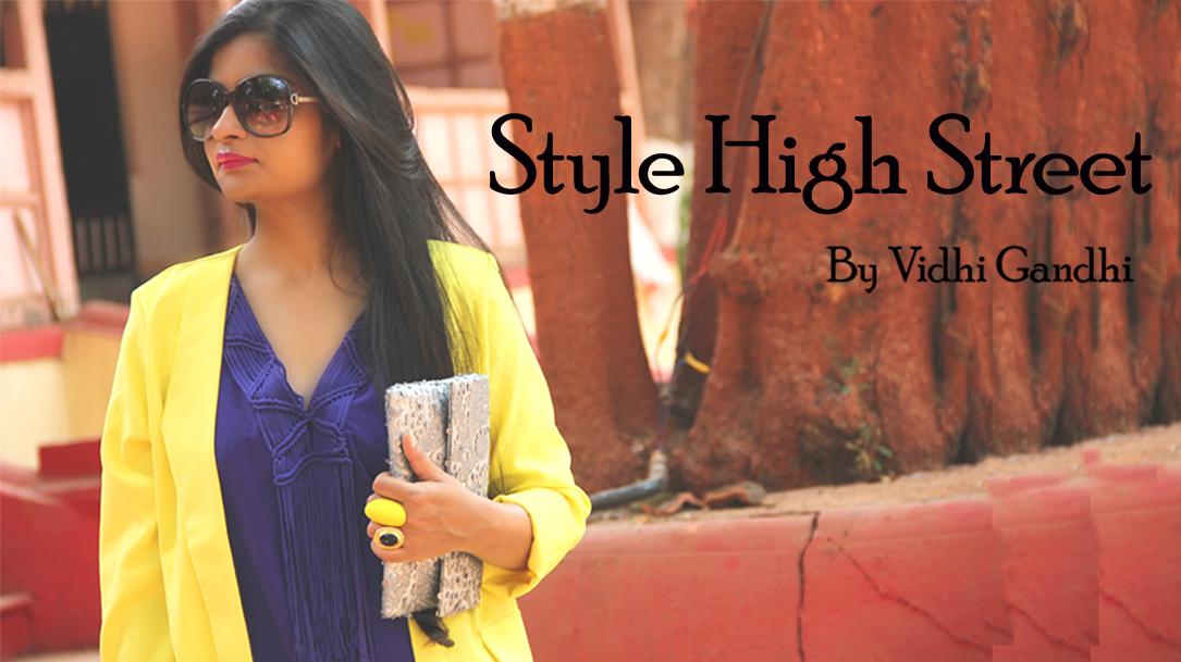 Style                          High                          Street