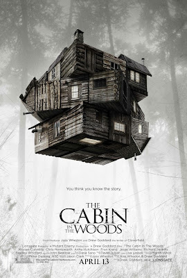 The Cabin in the Woods [2012] [HdRip-Rmvb] [V.O.S.E] [FS]