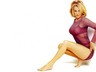 American Model jenny mccarthy