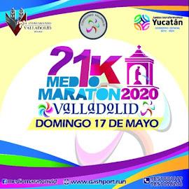 Medio maratón Valladolid  2020