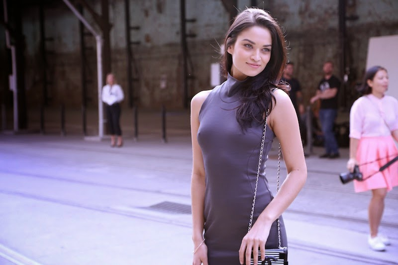 MBFWA, Street Style, Sydney, Australian Fashion Week, Chanel, Shanina Shaik, Victorias Secret Model