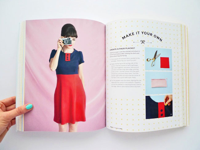 Love at First Stitch - best book for beginner dressmakers