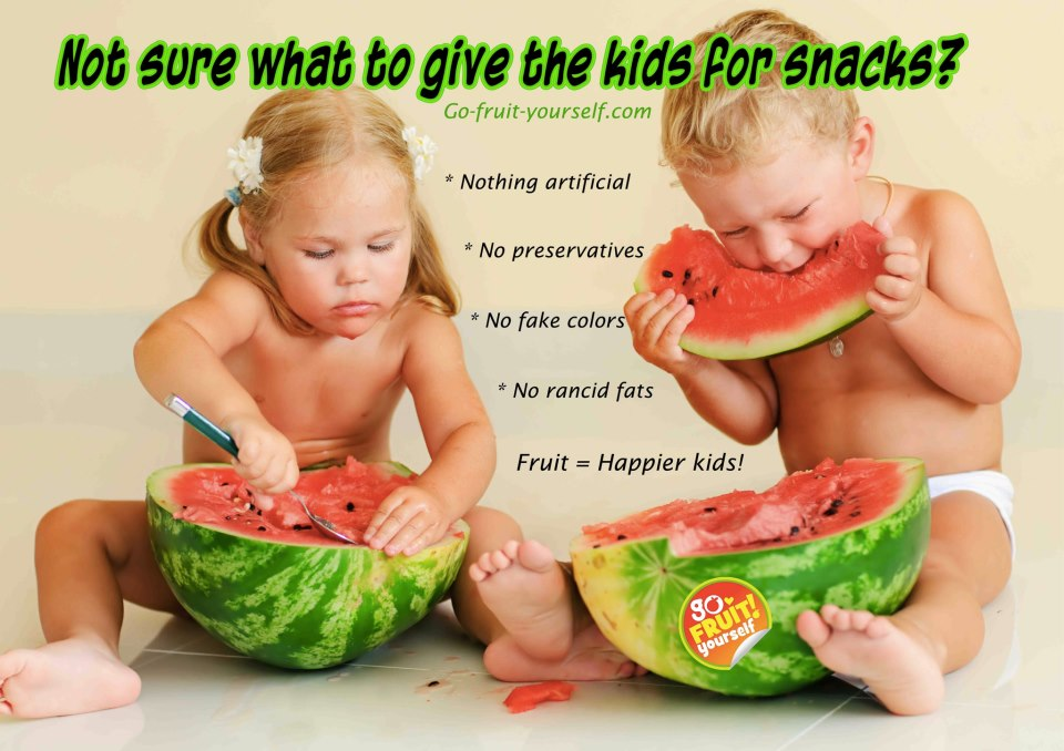Nature S Junk Food