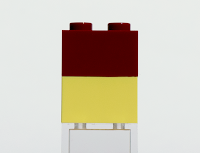 Dark Red [BrickLink name]
