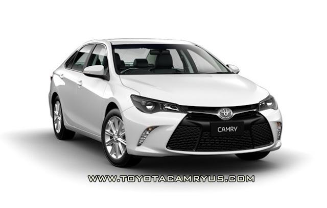 2016 Toyota Camry Atara S Specs