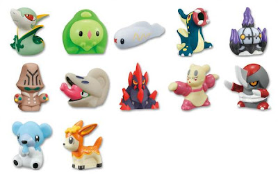 Pokemon Kids BW Serperior set Bandai