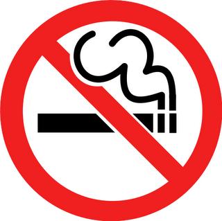 A los niños a dejar fumar
