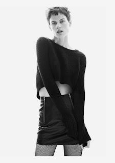 Saskia-De-Brauw, Maje, egerie, campagne, automne, advertising-campaign, inspiration, rock, glamour, dark, easy-rider, glamourous, dark, univers-musical, musical-world, du-dessin-aux-podiums, karim-sadli, photographe