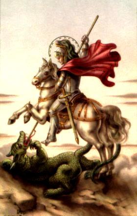 Corinthians terá estátua de seu padroeiro, São Jorge, em frente ao estádio Itaquerão