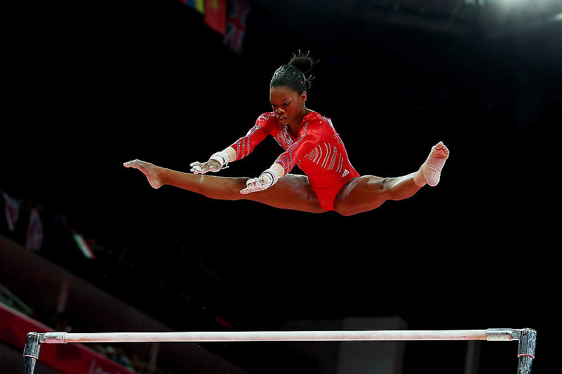 Note To Washington Post Nothing Can >> If It's Hip, It's Here (Archives): 30 Inspiring Action Photos Of The U.S. Women's Gymnastic Team ...