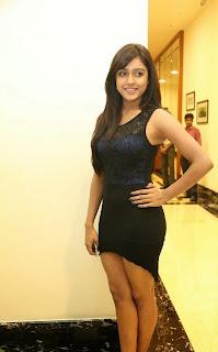 Vithika Latest  Pictures in Short Dress at Ee Varsham Sakshiga Audio Launch ~ Celebs Next