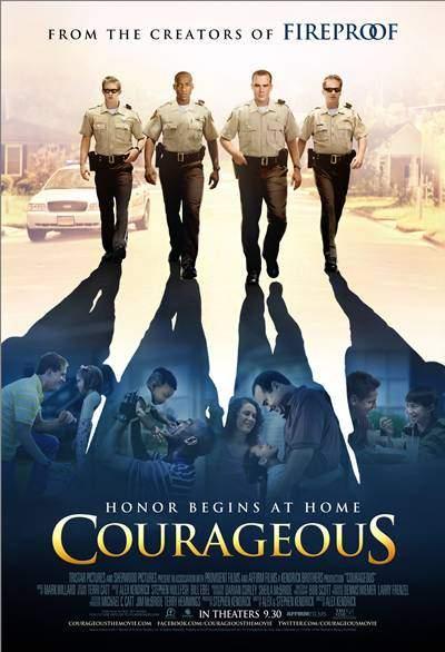 Courageous DVDR Español Latino ISO Menu Full Descargar 2011