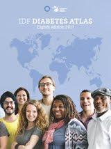 Atlas Mundial de la Diabetes. 8ª Edición (2017) (IDF)