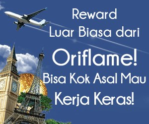 Bisnis Oriflame Mudah, Gampang cari Uang