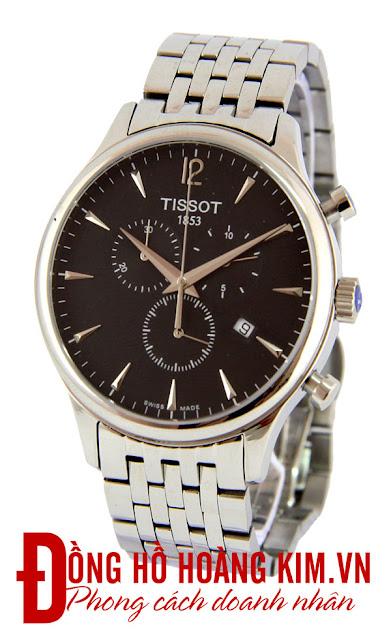 đồng hồ nam cao cấp Tissot T40 QUARTZ
