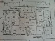 White House Floor Plans Blueprint